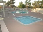 ONE OF 20 POOLS AND HOT TUBS CONVENIENTLY LOCATED A SHORT WALKING DISTANCE FROM TOWNHOME