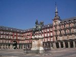 Plaza Mayor, just 3 minutes walking from apartment