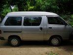 Transport options at RVR - 5 seater van
