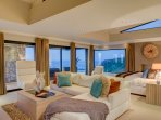 The Ocean Loft Room - on the top level