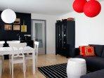 #livingroom #dining #showroomhotel