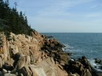View from Bass Harbor