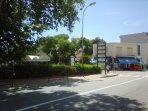 Centre village de Moriani plage