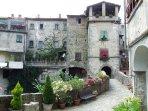 Local village of Bagnone.