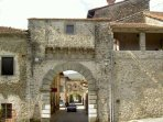 Local village of Filetto