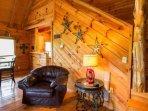 Mountain Star offers plenty of plush furnishing!