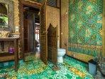 Villa: Bathroom.