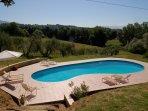13 meter pool