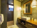 Bedroom #7 Bathroom and Shower.
