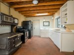 Full kitchen with all the amenities of home.