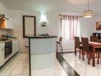 Dining area & kitchen (3rd floor)