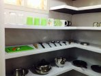 Your own kitchen s pantry!