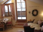 Vacation Apartment in Lenggries - 387 sqft, pure nature, very quiet and centrally located, non-smoking…