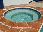The jacuzzi