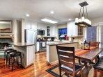 July $300/night! Two living rooms & ocean views!