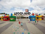 Legoland is just 10 minutes away and full of attractions and rides for the whole family