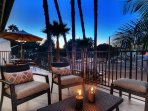 Put your feet up and enjoy the breeze in San Clemente.