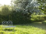 The kissing bench