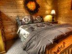 Guest bedroom 1 upstairs