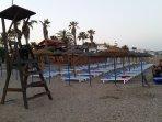 Hamacas playa del Bombo