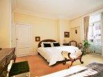 Master Bedroom - sleeps 2 - Superking