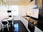 Kitchen - Granite and fully equipped with dishwasher