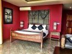 Red Bedroom 5 - Top level