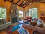 Historic and dog-friendly architectural gem w/ gardens, near Mt. Tam!