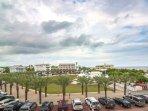 Overlooks the Seaside Amphitheatre - Free Events