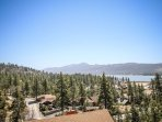 Views From the Third Level of Big Bear Lake