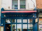 A well known traditional local Fish & Chips shop.