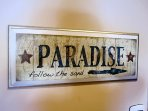Paradise at your door