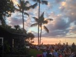 'Talk Story' with Hawaiian musicians and writers, at the Eva Parker Woods cottage at Mauna Lani