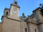 The Cathedral of Oria is just 400 meters away from the property