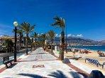 Promenade at Playa Albir