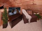 Loft Bedroom - HDTV