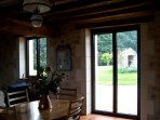 Double Patio Doors from Lounge