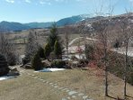 Jardín y vistas desde la casa