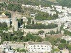 The Swebian Castle of Oria (XIII century).