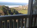 Vue Biarritz de l'appartement