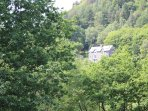 Isygraig ..viewed from the village