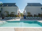 Spa On Duval- Spacious Condo on Duval St w/ Pvt Hot & Parking
