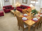 The Living Room and Formal Dining.
