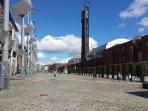 SMITHFIELD Bars, restaurants cinema, vintage clothing shops etc 15 minute walk