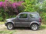 Our 4x4 Suzuki Jimny is available for rent to our private guests
