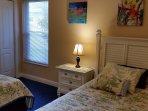 Bedroom 4: Has 2 Twin beds