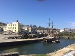 Charlestown.  Again only a short drive.  You may be in luck and see them filming Poldark.