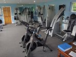Gym 1 minute walk (shared facility)