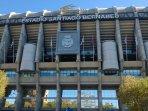 Estadio de Fútbol de, El Real Madrid A unos 20/25 minutos andando desde el Apartamento.