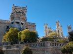 Edificio muy bonito pertenece a la Comunidad de Madrid
